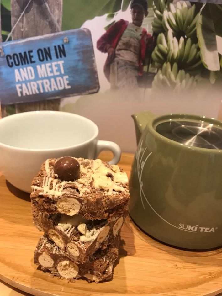 Fairtrade Malteser Buns