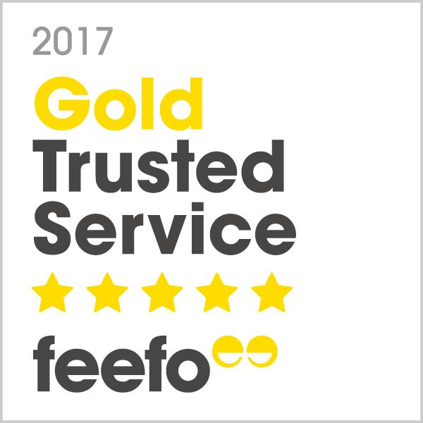 Suki Tea awarded Feefo Gold