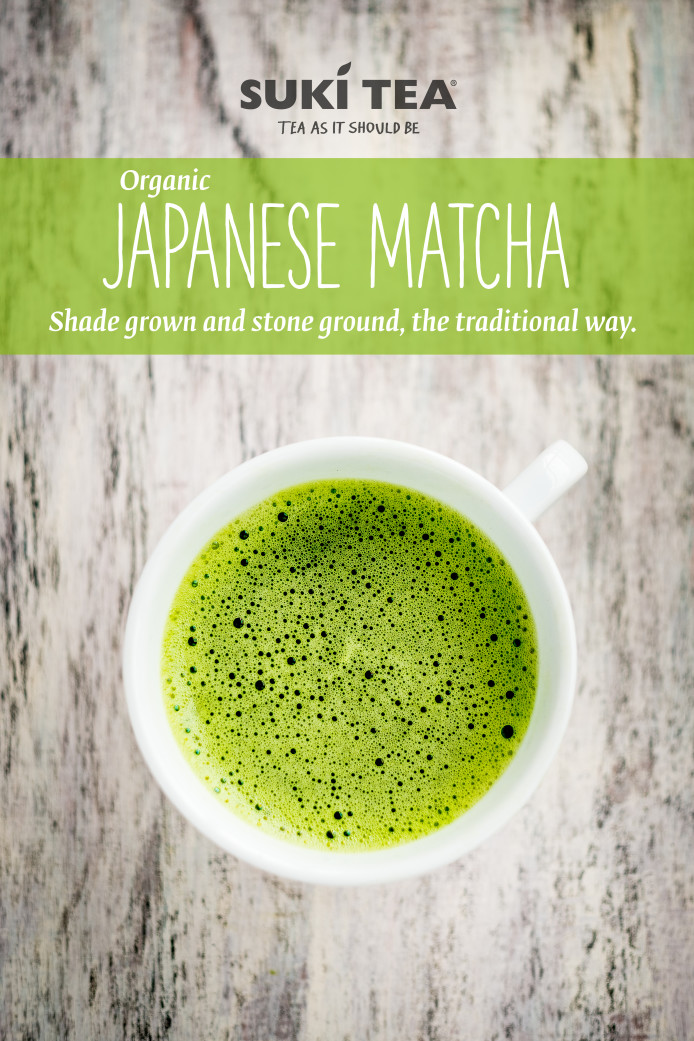 Matcha joins the line up!