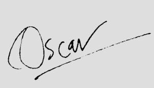 Oscar Signature