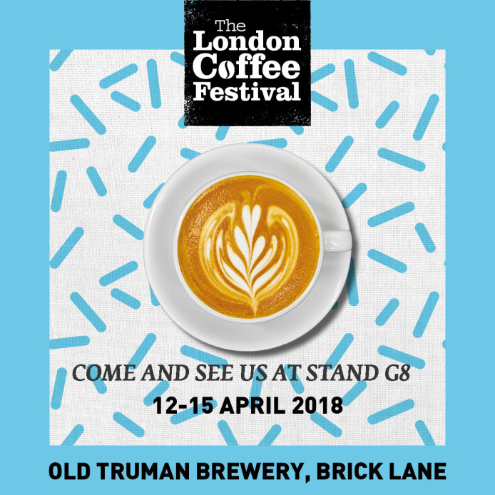 London Coffee Festival 2018
