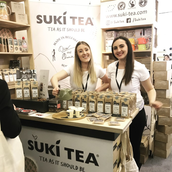 Suki Tea London Coffee Festival