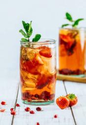 Goji Berry & Pomegranate Cold Brew