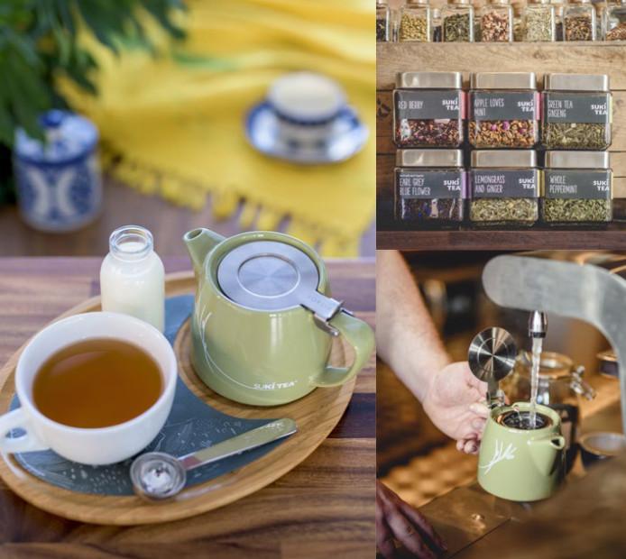 A change to Loose Leaf Tea