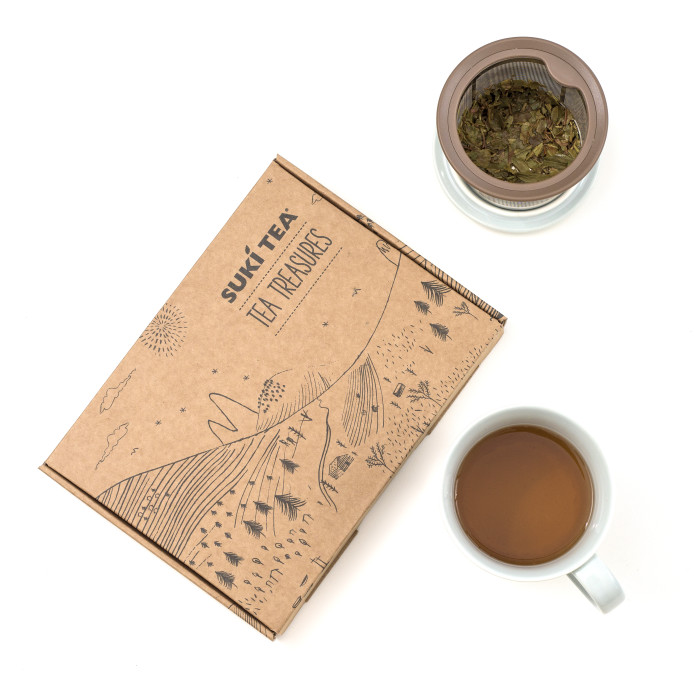 Suki Tea Subscription Box