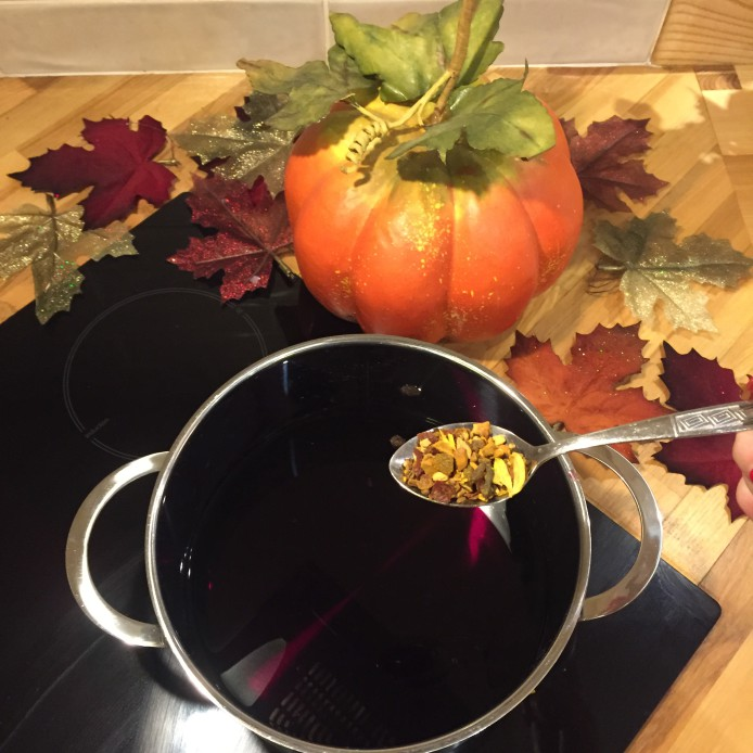 Mulled Wine How to 3