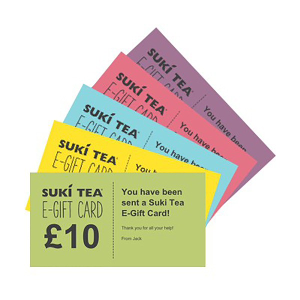 Suki Tea Gift Card