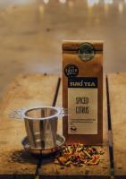 Secret Santa tea gift