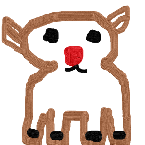 Esther Tea Reindeer