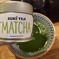 Suki Matcha Tea Challenge