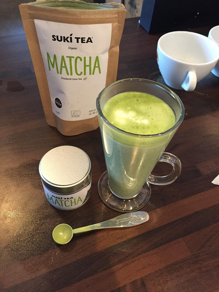 Suki Matcha Tea Latte