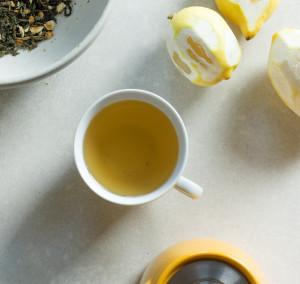 Suki Tea Green Tea Lemon