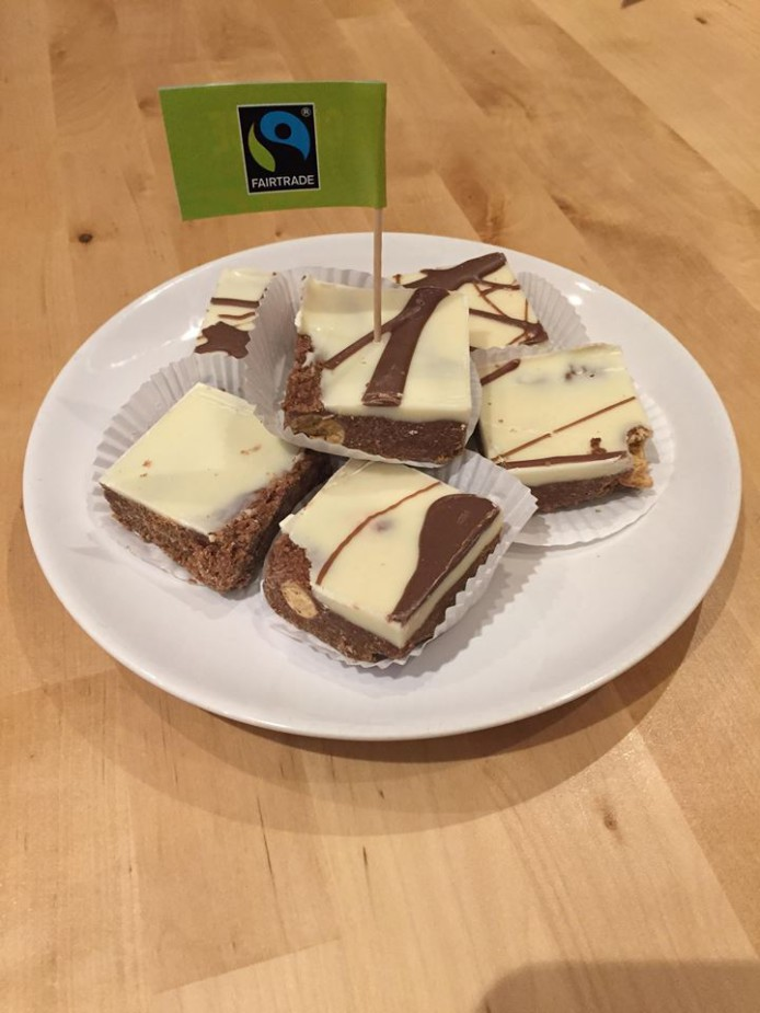 Fairtrade Malteser Squares