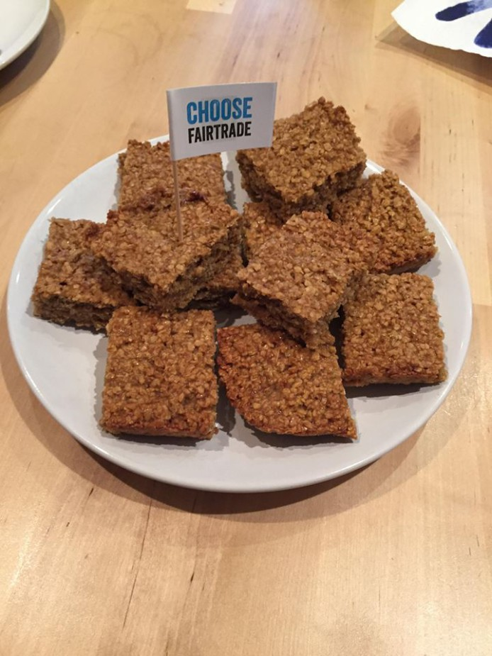 Fairtrade Flapjacks
