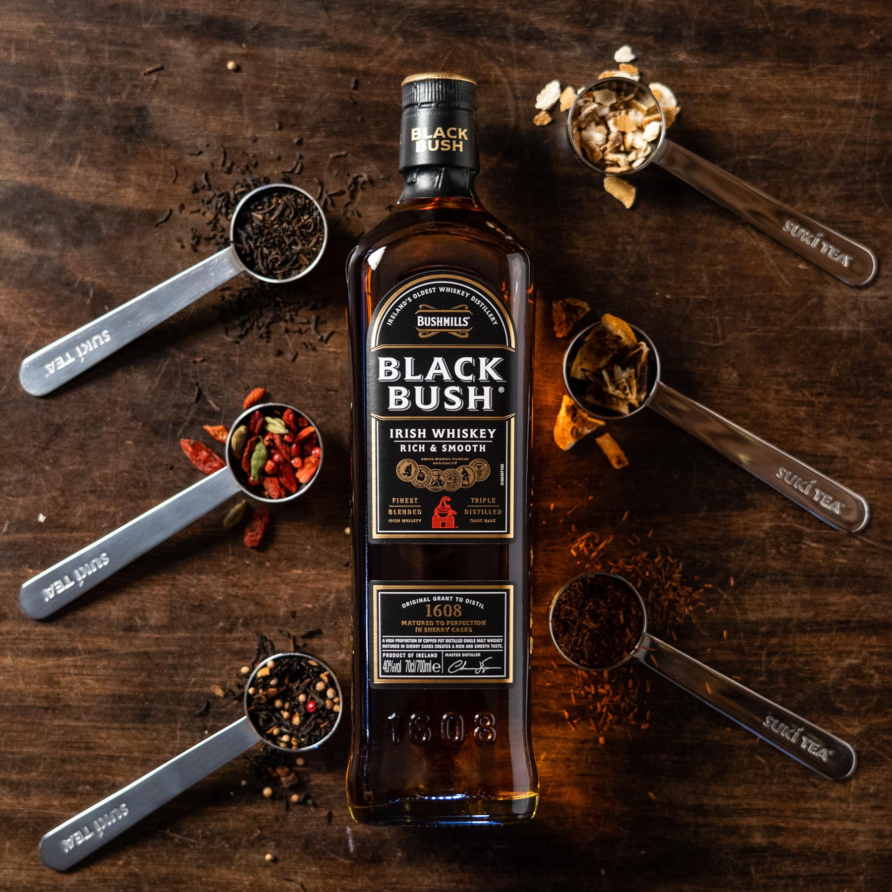 Bushmills Black Bush Suki Story