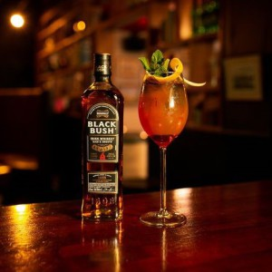 Suki Bushmills Black Bush Cocktail