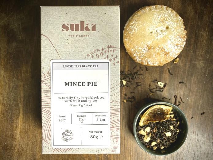Mince Pie Tea