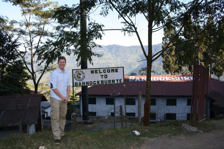 Oscar Woolley Suki Tea Darjeeling