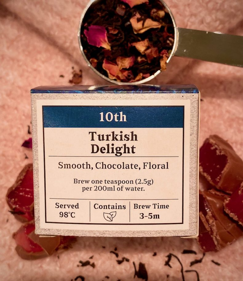 Turkish Delight SUKI
