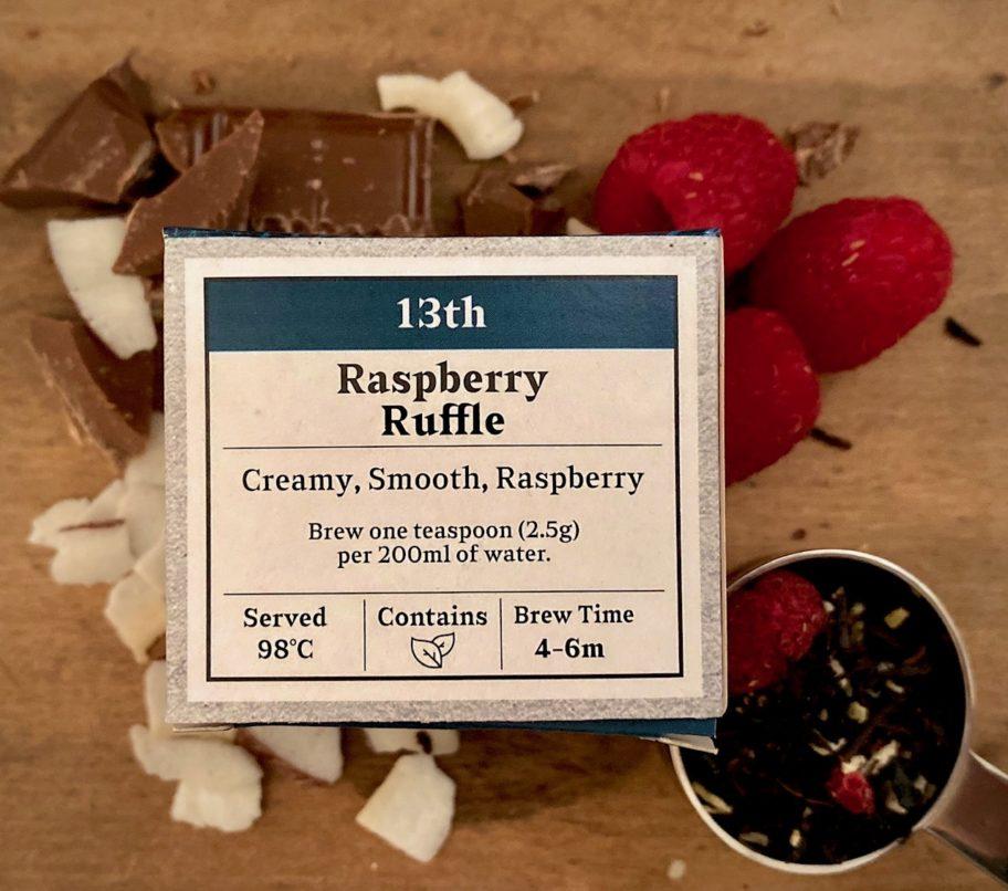 Raspberry Ruflle SUKI