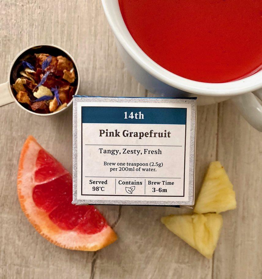 Pink Grapefruit SUKI