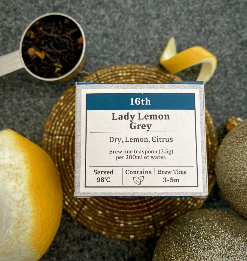 Lady Lemon Grey SUKI
