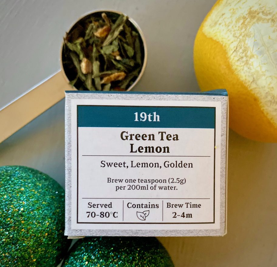 Green Tea Lemon SUKI
