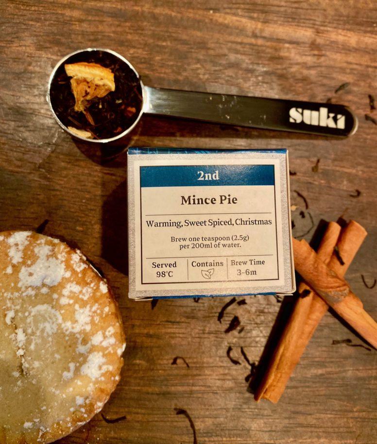 Mince Pie tea SUKI