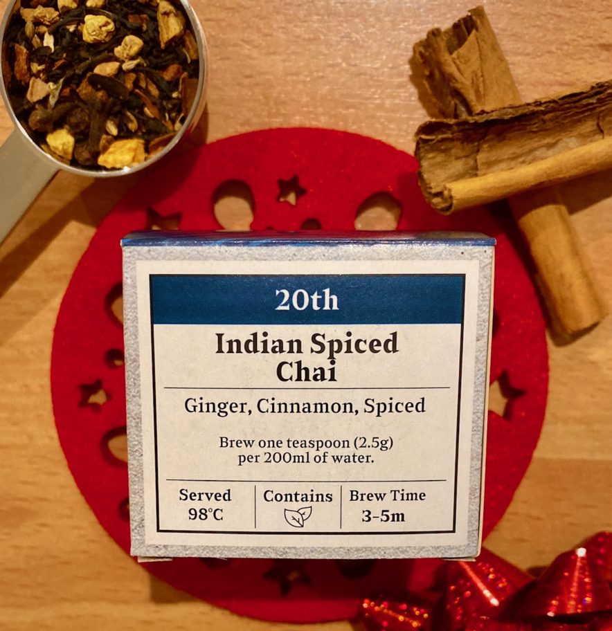 Indian Spiced Chai SUKI