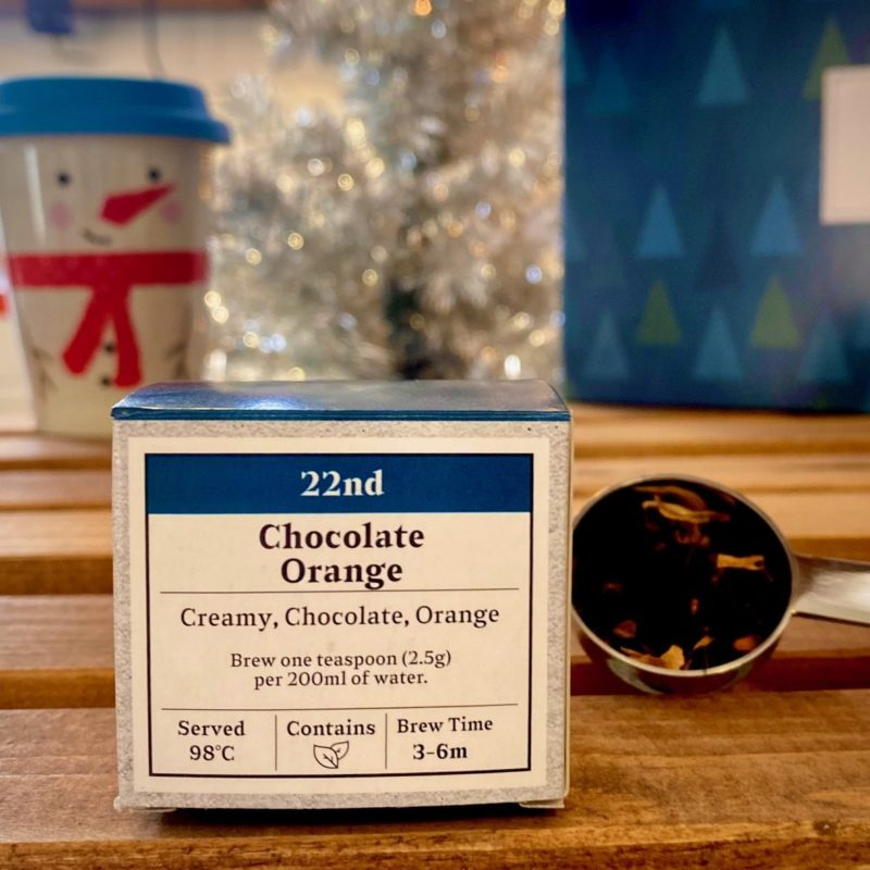 Advent Day 22- Chocolate Orange