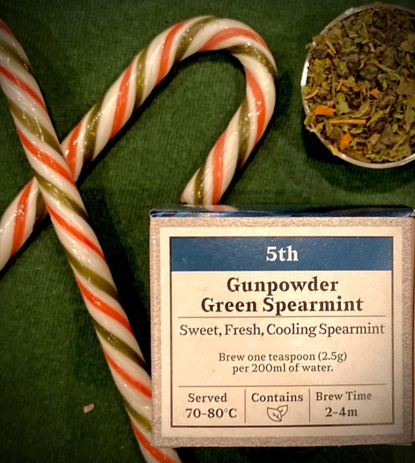 Gunpowder Green Spearmint SUKI