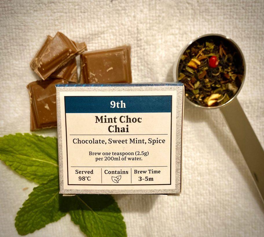 Mint Choc Chai SUKI