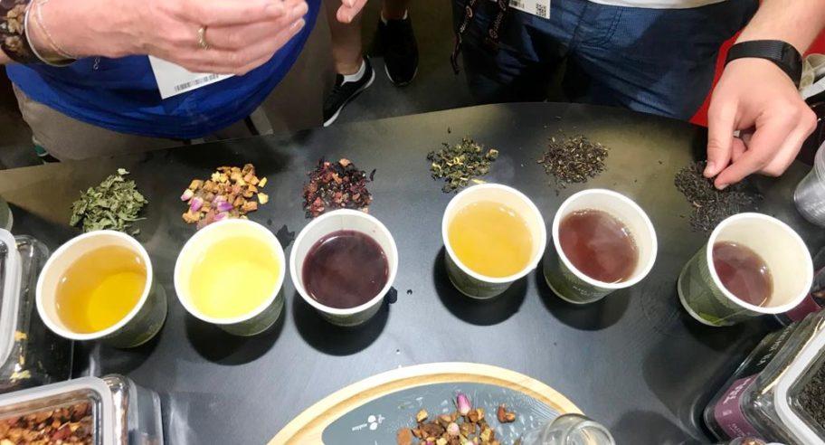 Tea Tasting SUKI